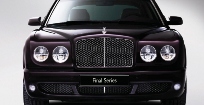 2021 Bentley Arnage Exterior
