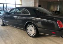 2021 Bentley Brooklands Exterior
