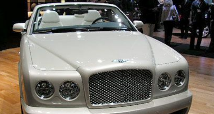 2021 Bentley Azure Exterior