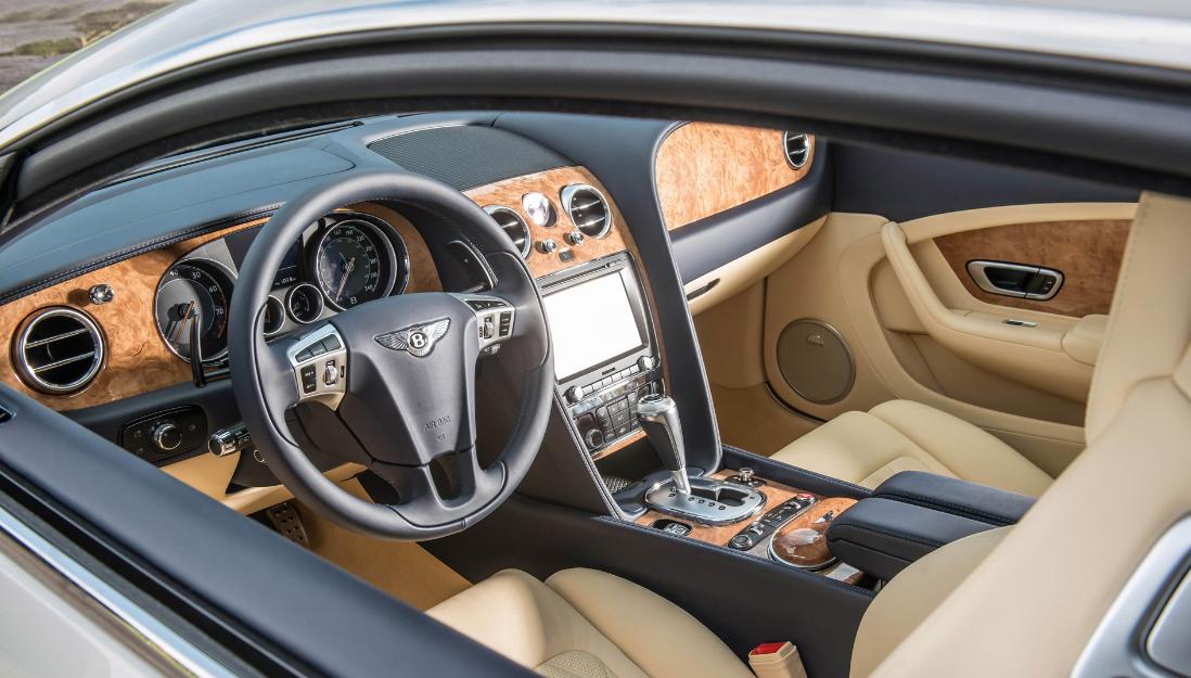 2022 Bentley Continental GT Interior