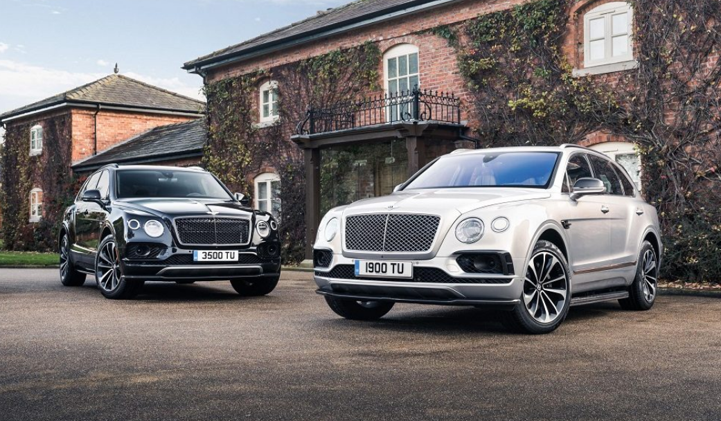 2021 Bentley Bentayga Exterior