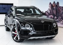 2021 Bentley Bentayga Mulliner Exterior