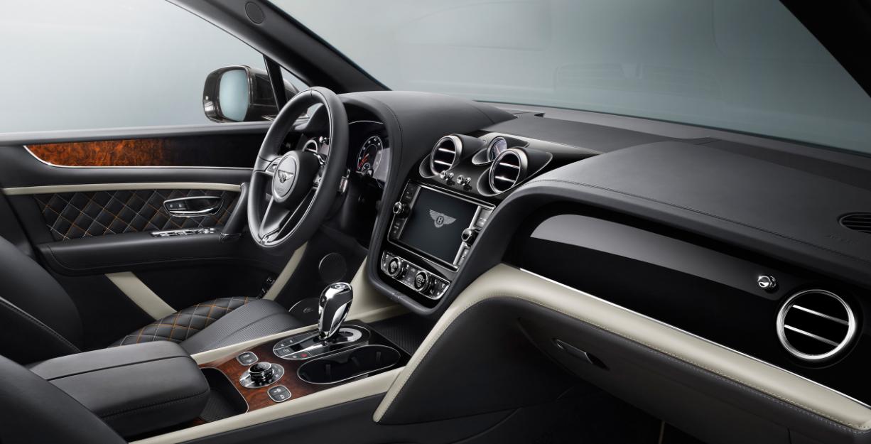 2021 Bentley Bentayga Mulliner Interior