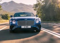 2021 Bentley Continental GT Exterior
