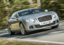 2021 Bentley Continental GT Exterior