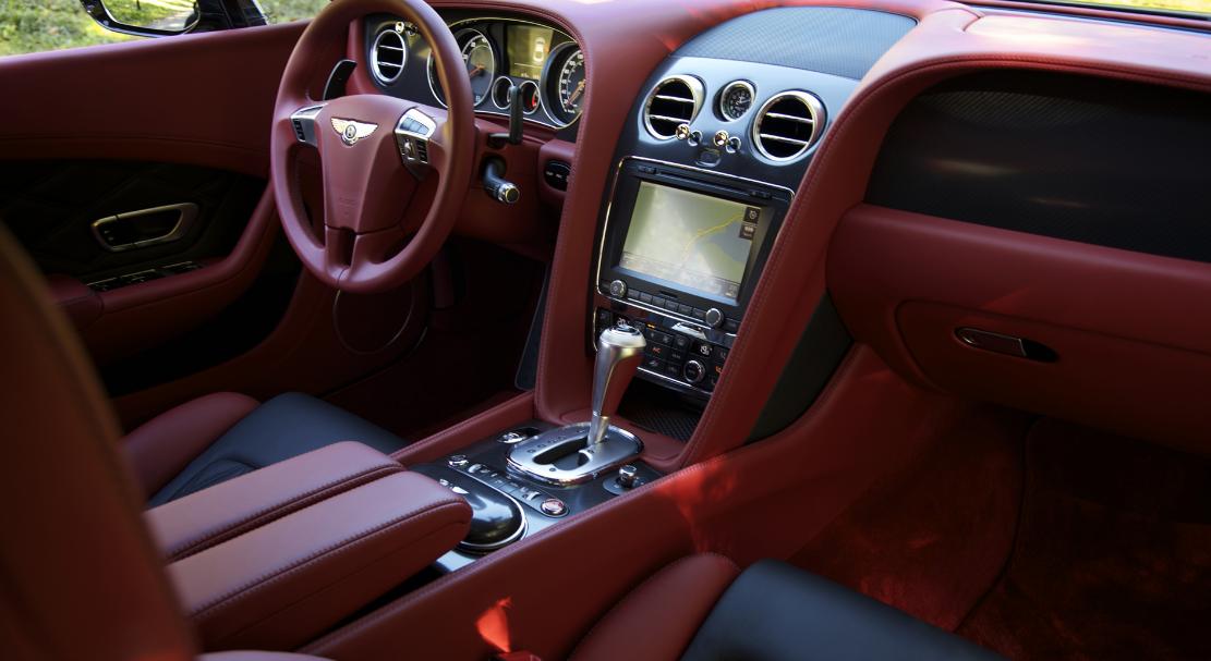 2021 Bentley Continental GT Interior