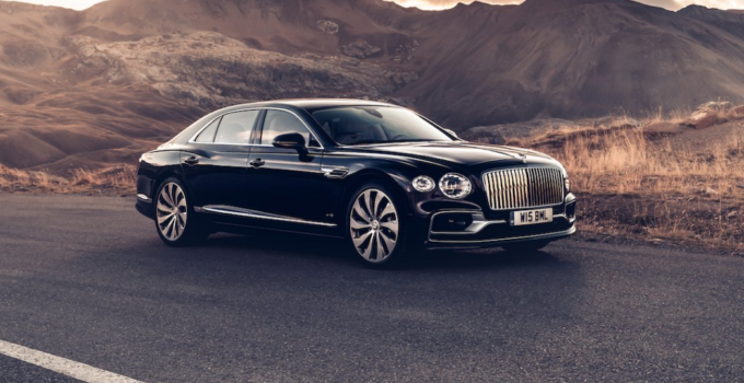 2021 Bentley Flying Spur Exterior