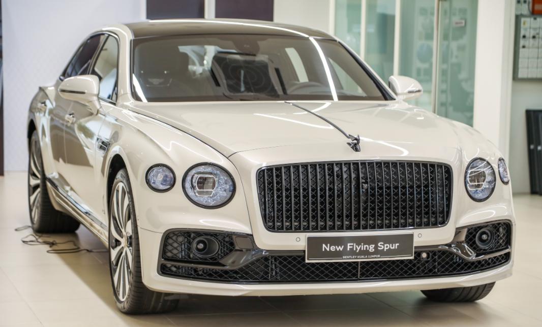 2021 Bentley Flying Spur Exterior