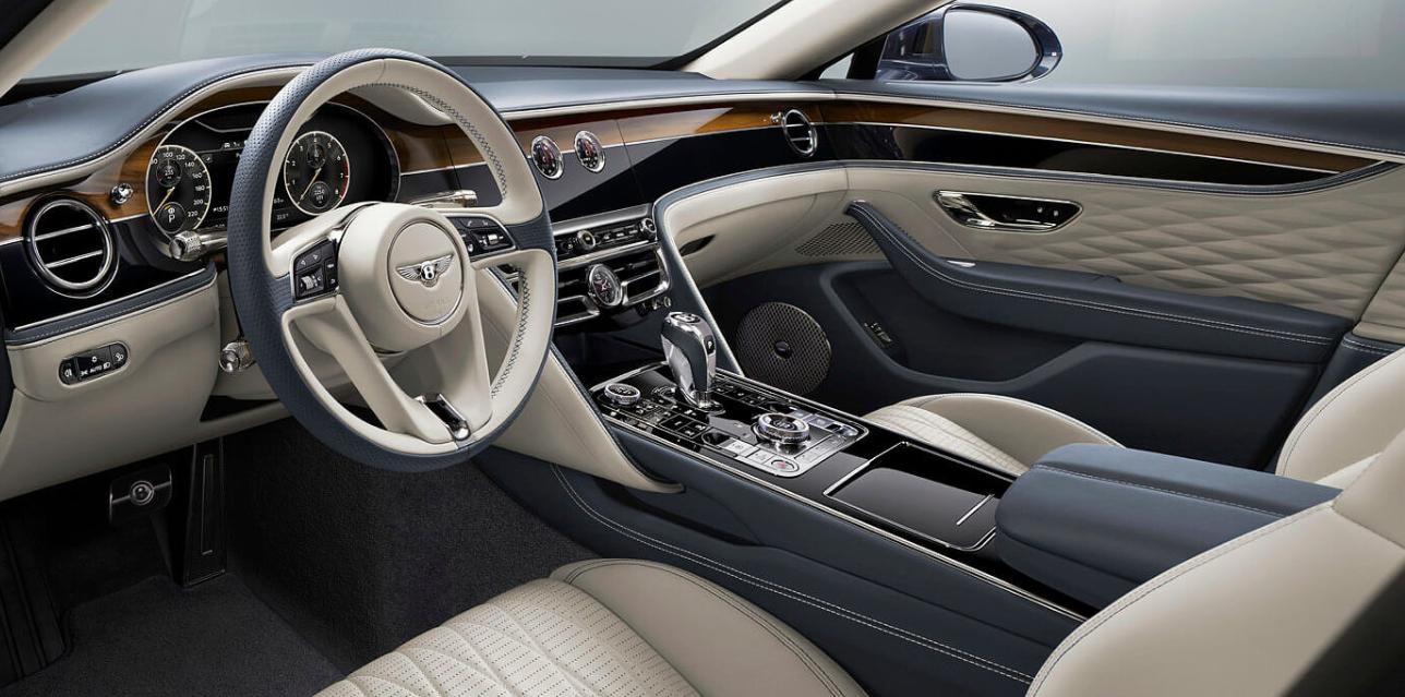2021 Bentley Flying Spur Interior