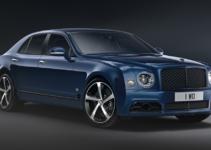 2021 Bentley Mulsanne Exterior