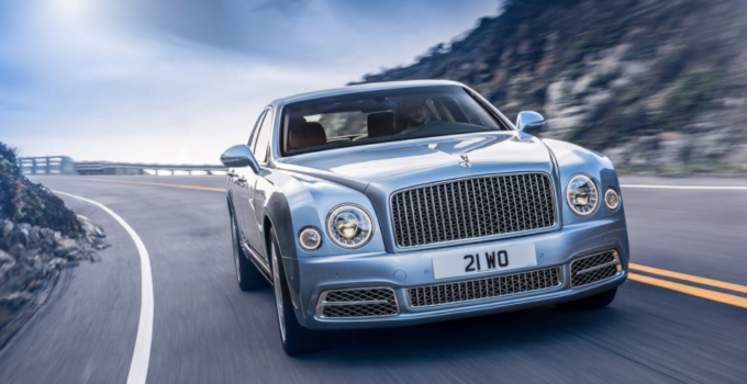 2021 Bentley Mulsanne Exterior