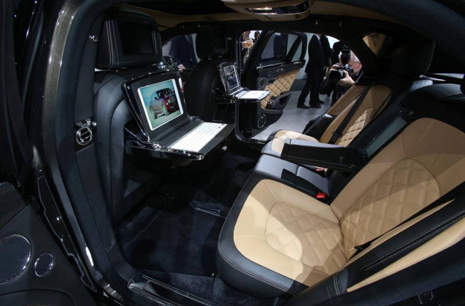 2021 Bentley Mulsanne Interior