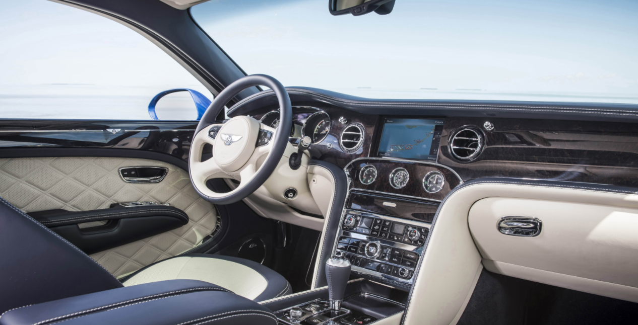 2021 Bentley Mulsanne Interior