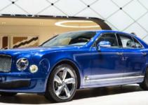 2021 Bentley Mulsanne Speed Exterior