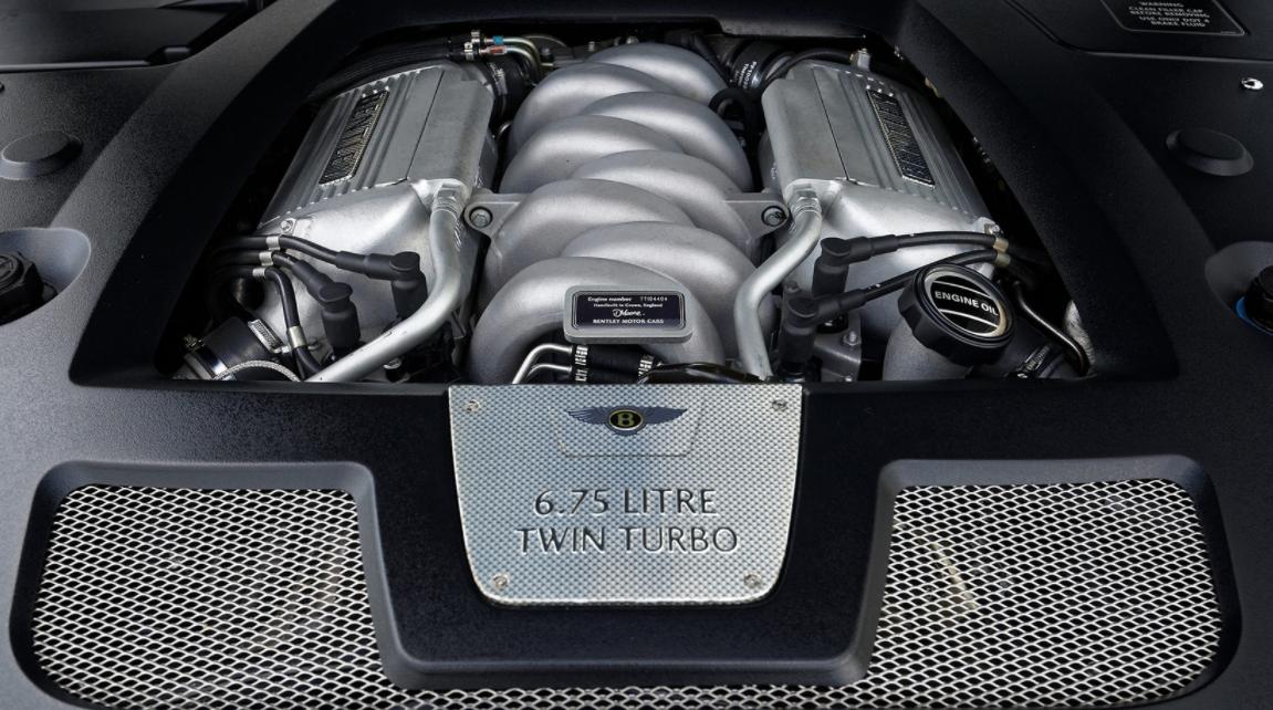 2022 Bentley Arnage Engine