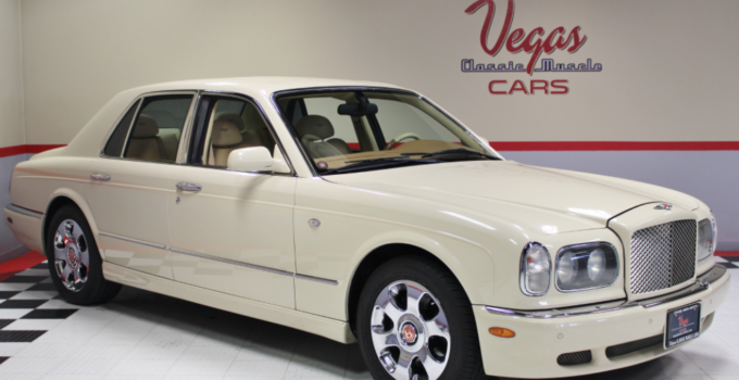 2022 Bentley Arnage Exterior
