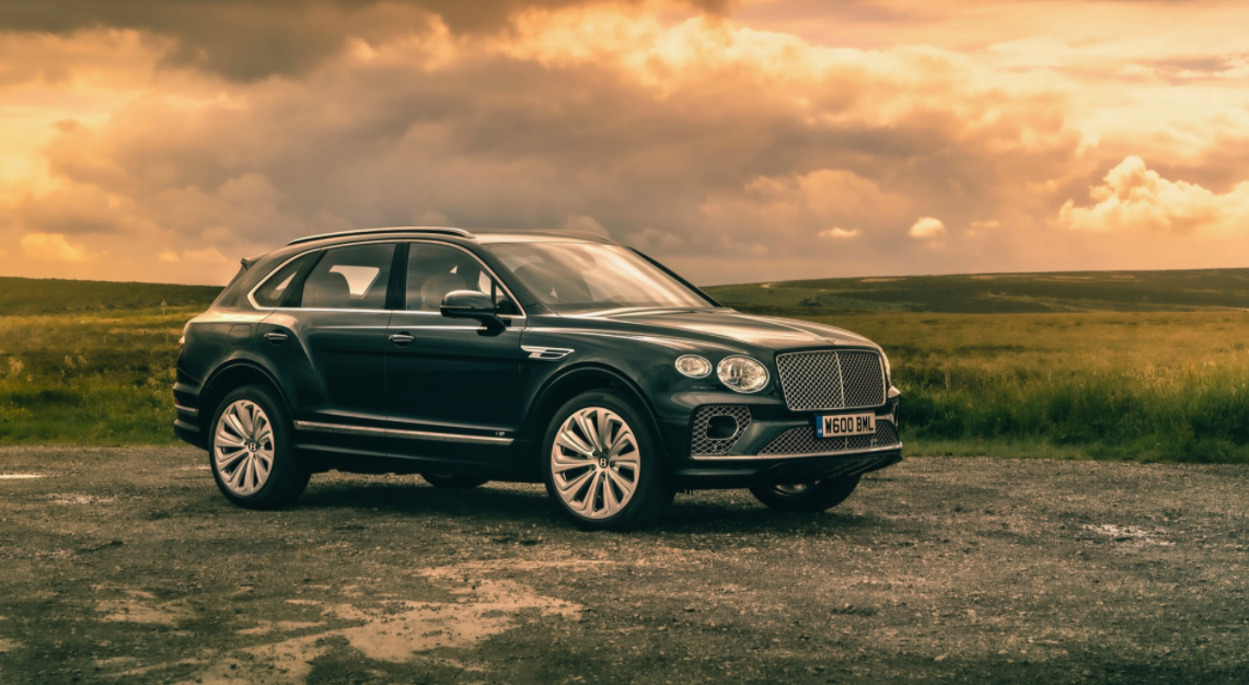2022 Bentley Bentayga Exterior