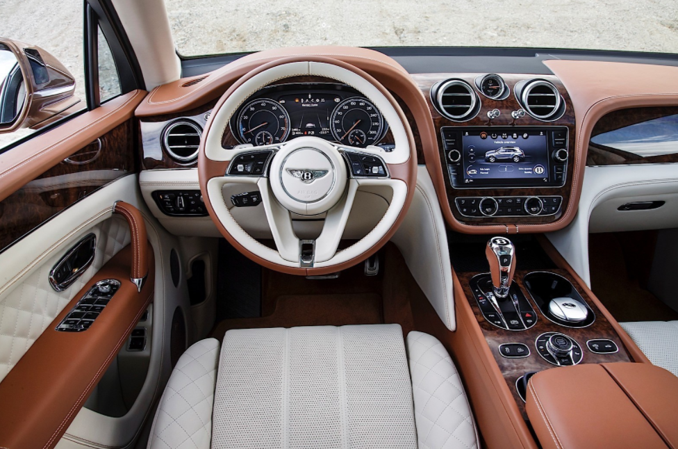 2022 Bentley Bentayga Interior