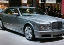 2022 Bentley Brooklands Exterior