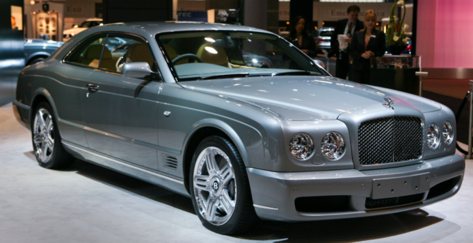 2022 Bentley Brooklands Exterior