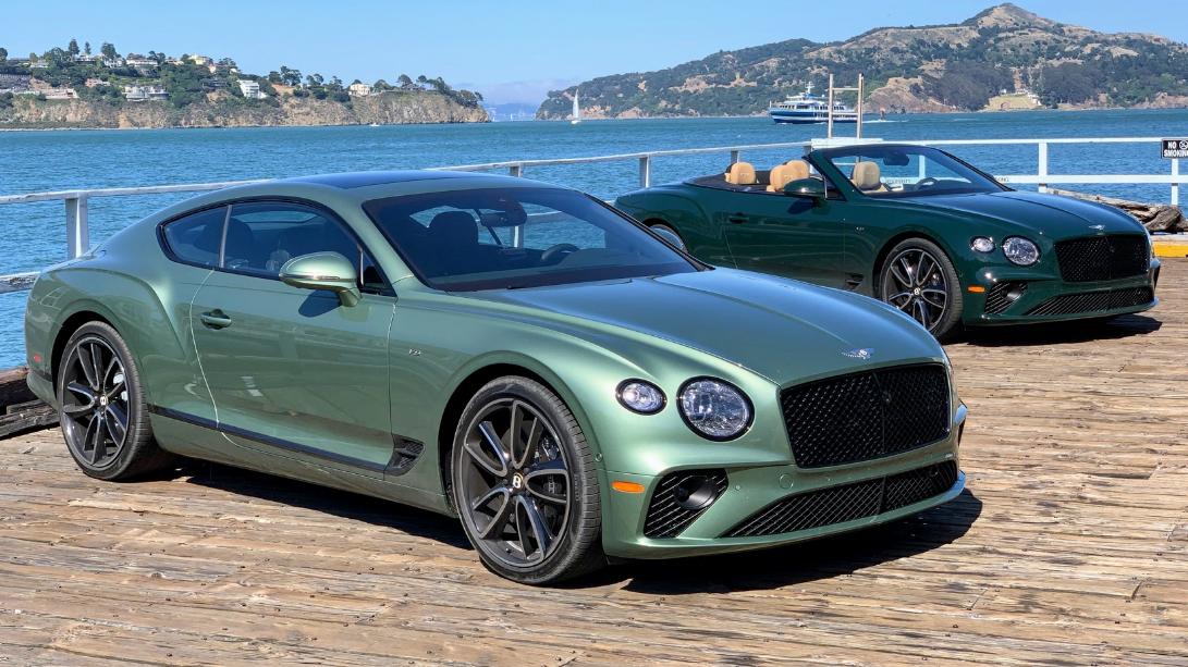 2022 Bentley Continental Exterior
