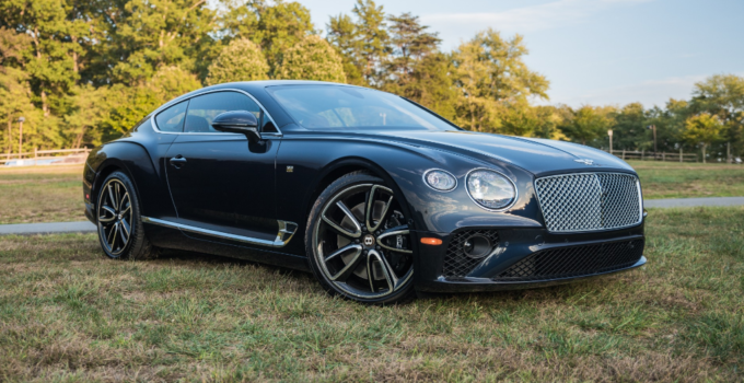 2022 Bentley Continental GT Exterior