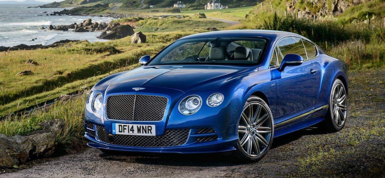 2022 Bentley Continental GT Exterior