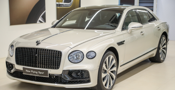 2022 Bentley Flying Spur Exterior