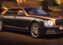 2022 Bentley Mulsanne Exterior