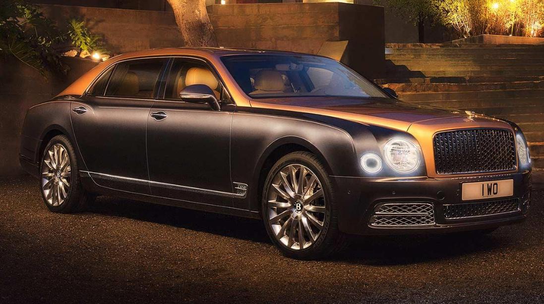 2022 Bentley Mulsanne Exterior