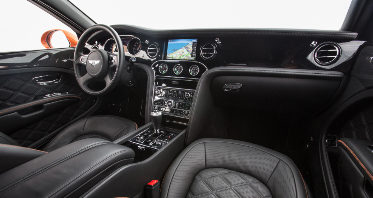 2022 Bentley Mulsanne Speed Interior