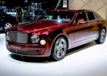 20221 Bentley Mulsanne Exterior