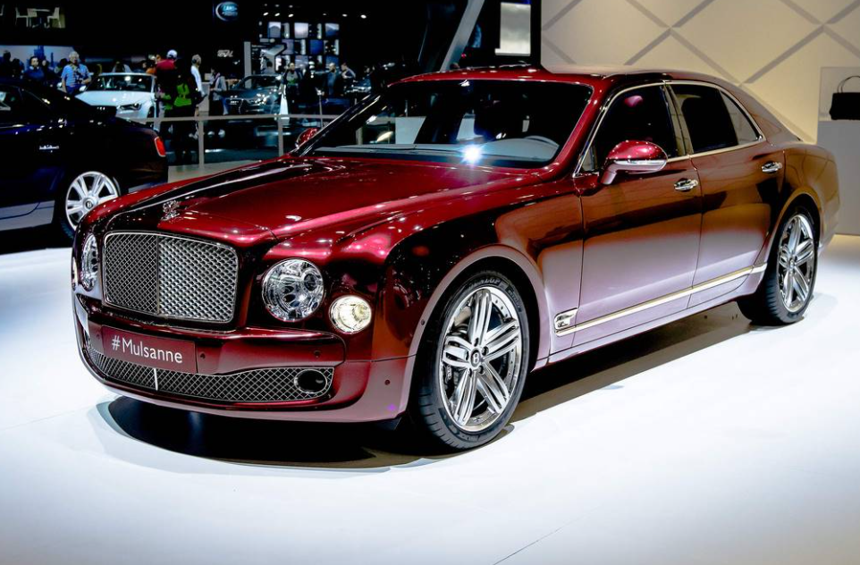 20221 Bentley Mulsanne Exterior