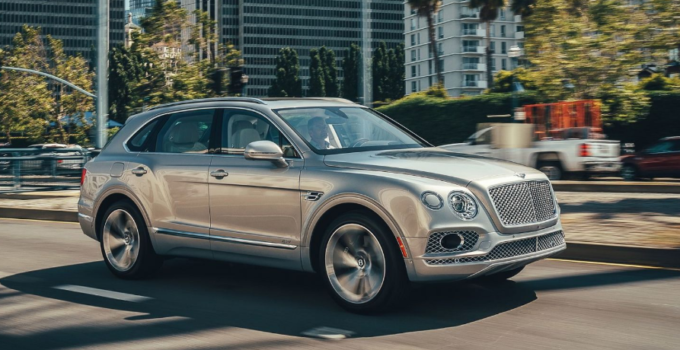 2023 Bentley Bentayga Exterior