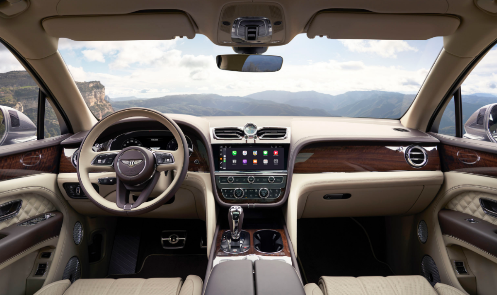 2023 Bentley Bentayga Interior