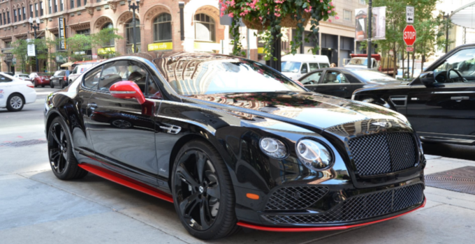 2023 Bentley Continental GT Exterior