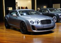 2021 Bentley Continental Supersports Exterior