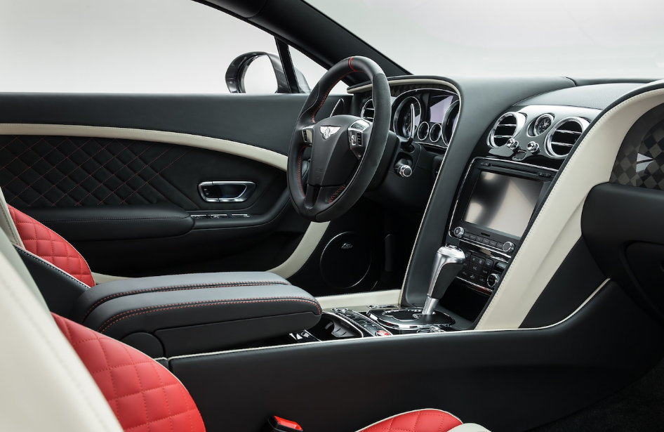 2021 Bentley Continental Supersports Interior