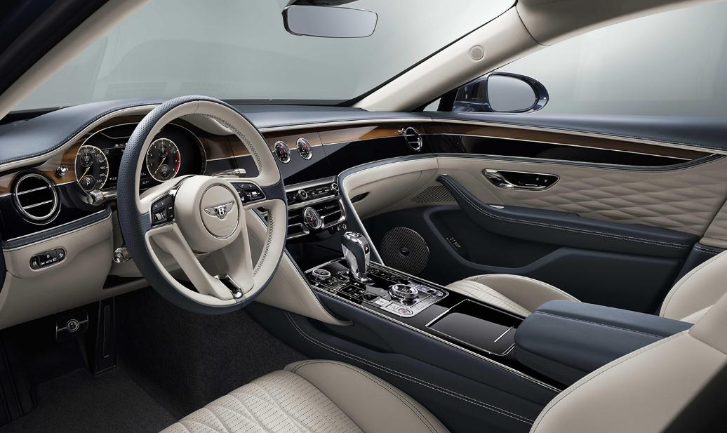 2023 Bentley Flying Spur Interior
