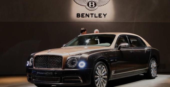 2021 Bentley Mulsanne Ewb Exterior