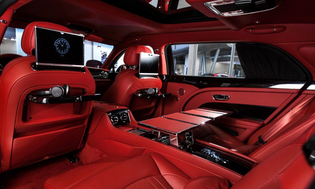 2021 Bentley Mulsanne Ewb Interior