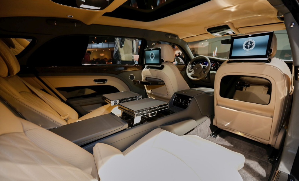 2021 Bentley Mulsanne Ewb Interior