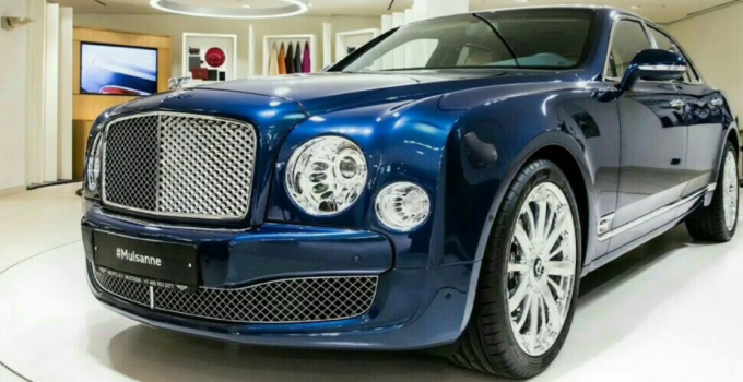 2023 Bentley Mulsanne Exterior