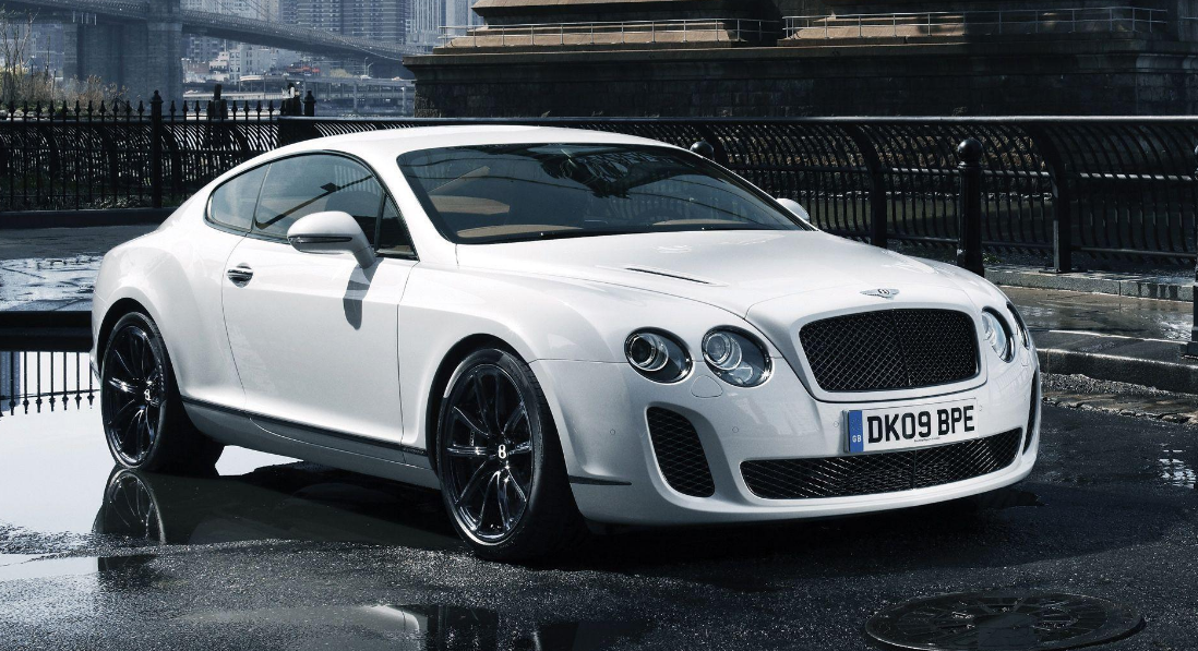 2022 Bentley Continental Supersports Exterior
