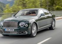 2023 Bentley Mulsanne Exterior