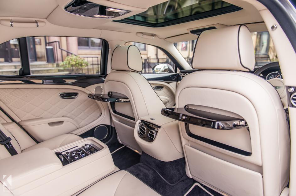 2023 Bentley Mulsanne Interior