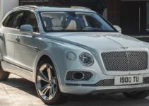 2023 Bentley Bentayga Exterior