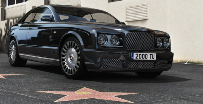2023 Bentley Brooklands Exterior