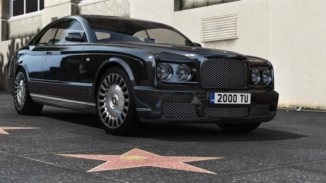 2023 Bentley Brooklands Exterior