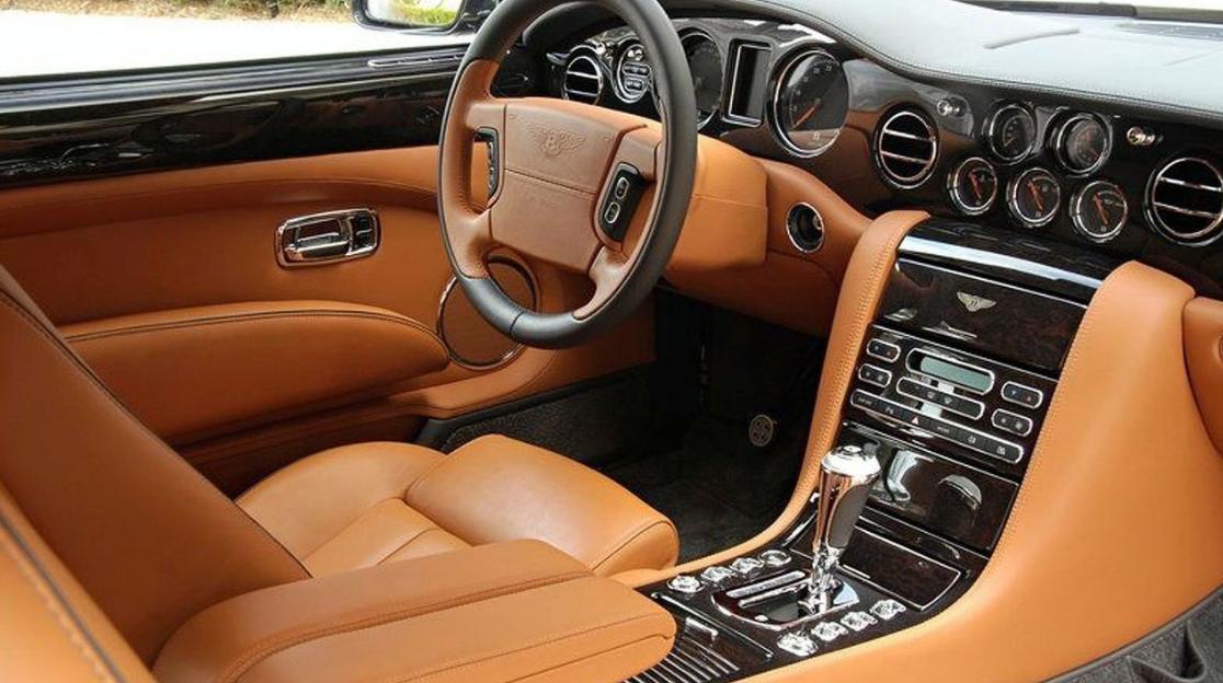 2023 Bentley Brooklands Interior